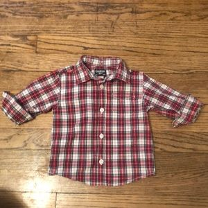 Perfect plaid button up